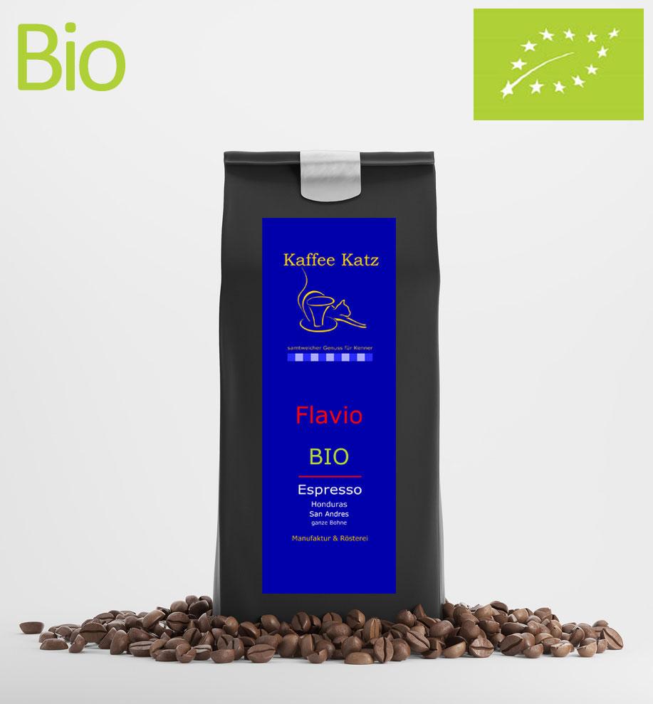 Flavio - Bio 100% Arabica-Honduras - Im Monats-Abo