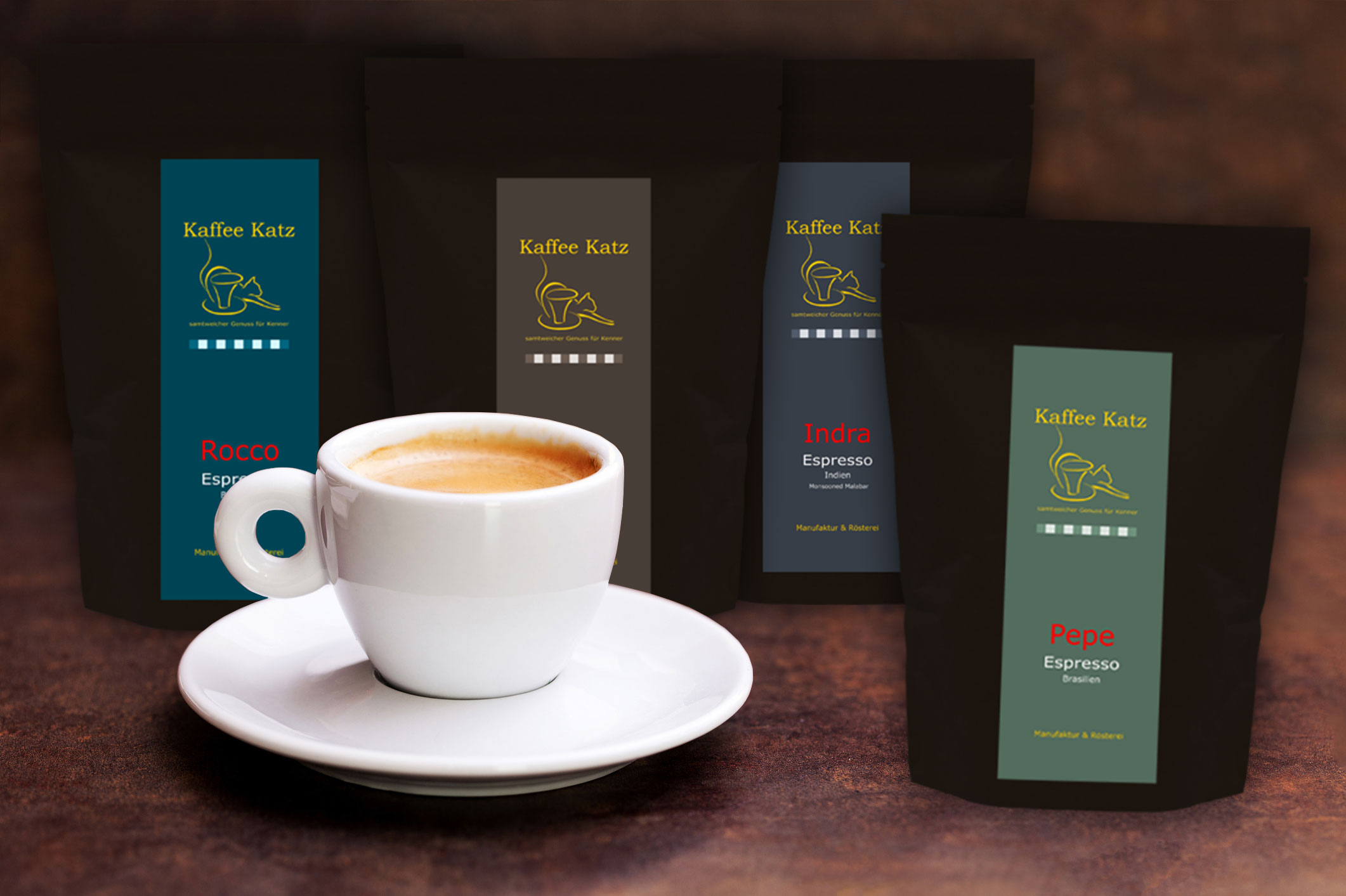 Geschenk Set 1 - Kaffee/Espresso